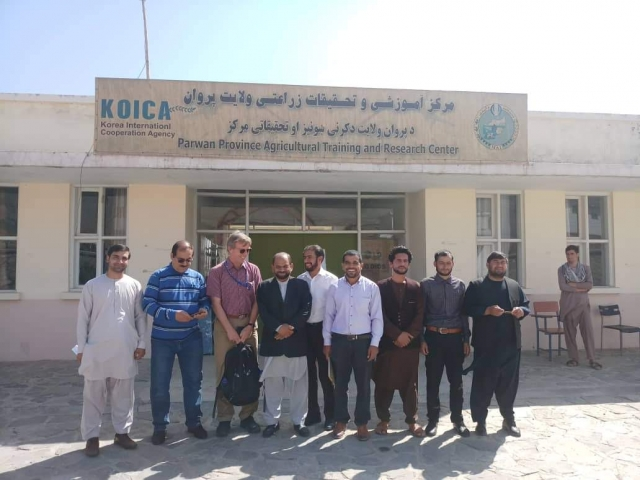 TVET and extension in Afghanistan