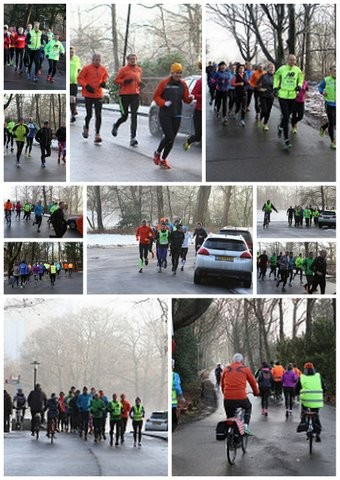 20 km Road to Rotterdam za 17 jan 2015