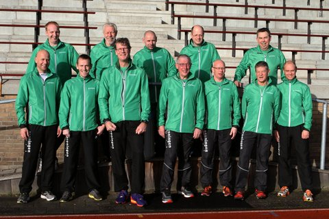 Trainers wegatletiek 2016
