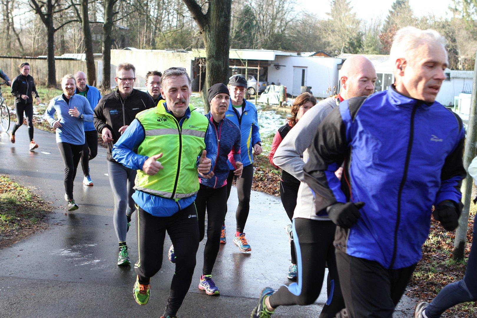 20km Road to Rotterdam 23-01-2016