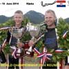 World championship 2014 round 3 Rijeka