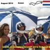 World championship 2014 round 6 Gamma Assen