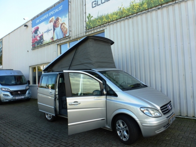 Mercedes Benz Viano 2.2CDI automaat 110kW / 150pk