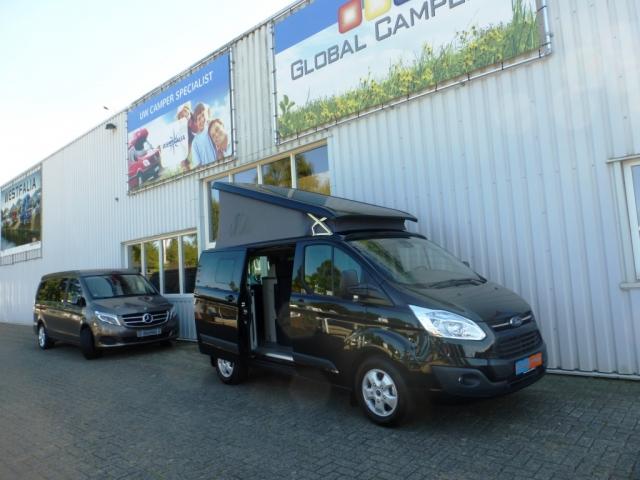 Ford Transit Custom 2.2TDCI 155 pk