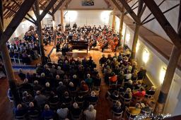 Delfts Symfonie Orkest met Hannes Minnaar